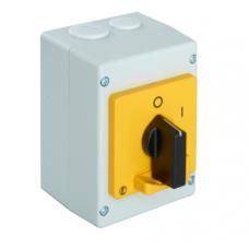 Двухпозиционный выключатель с защитой двигателя 6.5-10 A