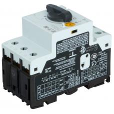 Защитный автоматический выключатель двигателя 2.5-4A ПКЗМ 0-4