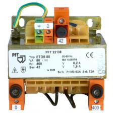 Трансформатор 400-42 В 70 ВА с пред