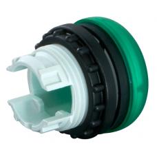 Лампа зеленая М22